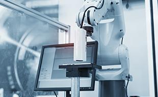 ロボットシステム開発へ
